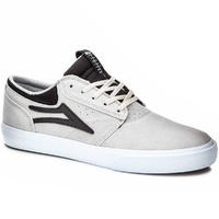 Lakai Shoes New Skate Griffin White / Black Free Post Aus Seller Kingpin Suede