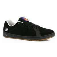 Es Sal Barbier 20th anniversary BLACK SHOES ES AUST SELLER FREE POST SKATEBOARD