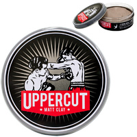 UPPERCUT DELUXE MATT CLAY HAIR WAX AUSTRALIAN SELLER FREE POSTAGE