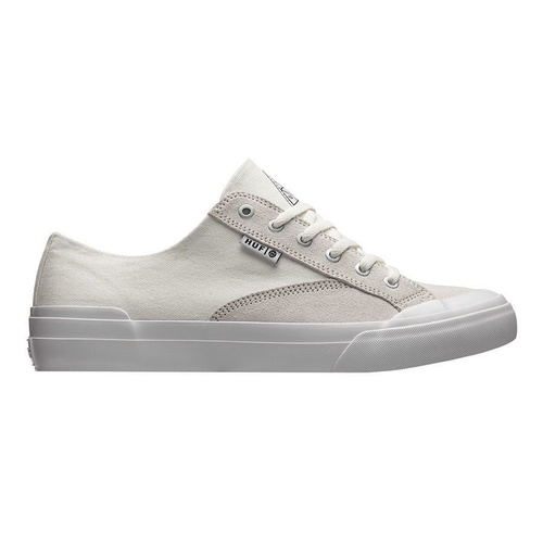 HUF CLASSIC LO ESS BONE WHITE SHOES LOW NEW FREE POSTAGE AUSTRALIAN SELLER