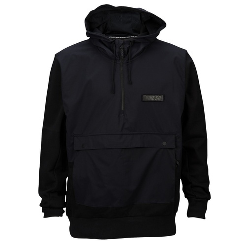 NIKE SB EVERETT HOODIE REPEL BLACK  SWEATSHIRT JUMPER AUST SELLER 829387