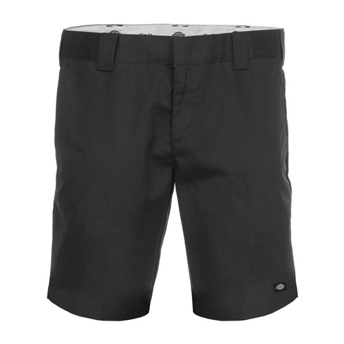 DICKIES REGULAR FIT WORK SHORTS BLACK KINGPIN SKATE FREE POST AUS SELLER
