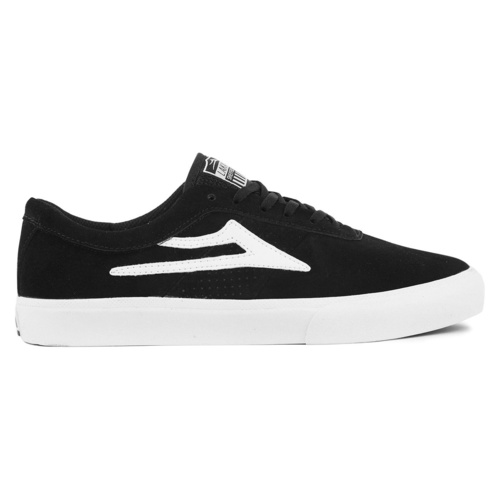 LAKAI SHEFIELD BLACK SUEDE NEW SKATEBOARD SHOES FREE POSTAGE AUST SELLER