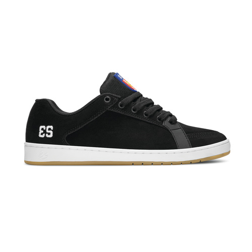 Es Sal Barbier BLACK SHOES ES AUST SELLER FREE POST SKATEBOARD