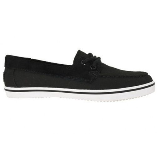 GRAVIS SHOES WOMENS YACHTMASTER BLACK SKATE SURF FOOTWEAR KINGPIN STORE