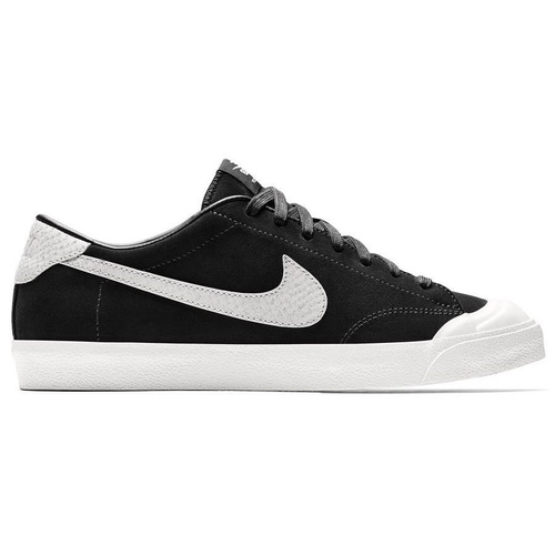 NIKE SB ZOOM ALL COURT CK QS BLACK WHITE FREE POSTAGE AUSTRALIAN SELLER