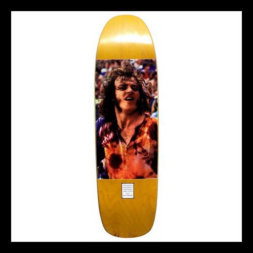 "POCKET PISTOLS 8.625"" JOE COCKER DEAD ROCKERS SKATEBOARD DECK AUS SELLER"