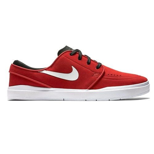 NIKE SB JANOSKI HYPERFEEL UNIVERSITY RED WHITE