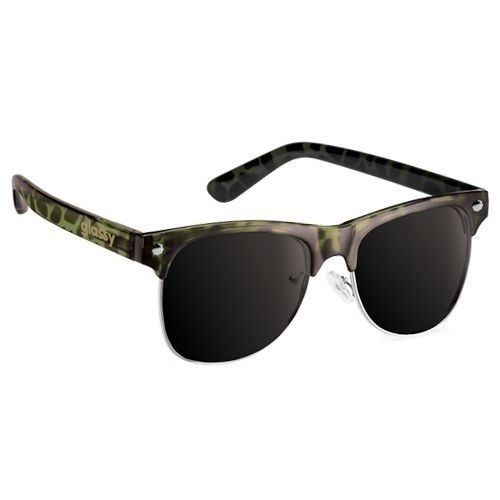 GLASSY SHREDDER TORTOISE SUNGLASSES SHADES SUNNIES SKATE SURF