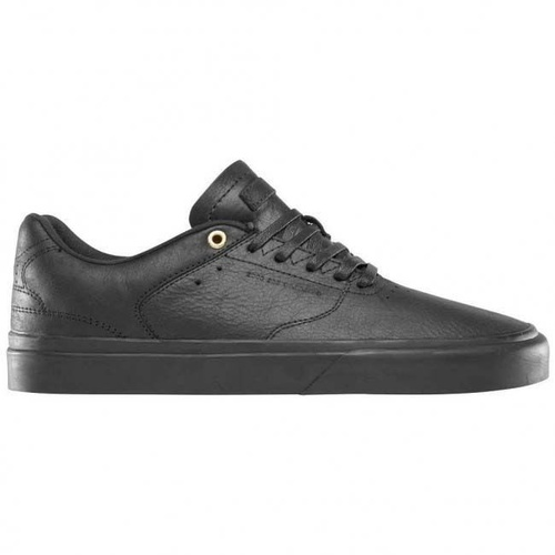 EMERICA SHOES RLV RESERVE BLACK / BLACK ANDREW REYNOLDS NEW SKATE SHOES