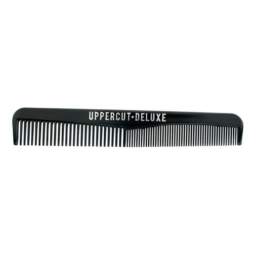 UPPERCUT DELUXE COMB BLACK POCKET HAIR BARBER SKATE SURF AUSTRALIAN SELLER