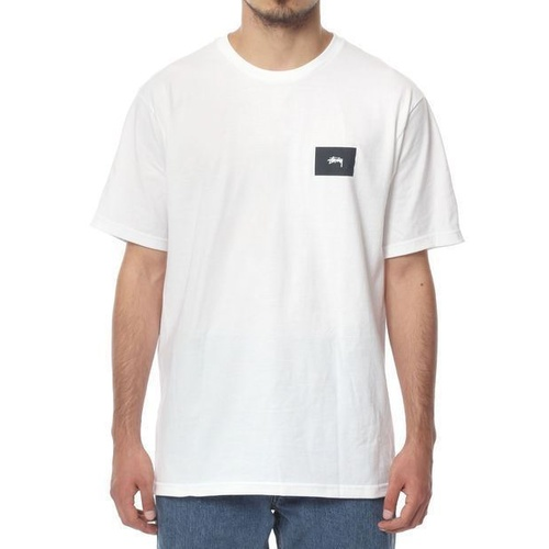 STUSSY CHAPTERS TEE WHITE SKATE SURF SNOW FREE POSTAGE AUST SELLER ST076004