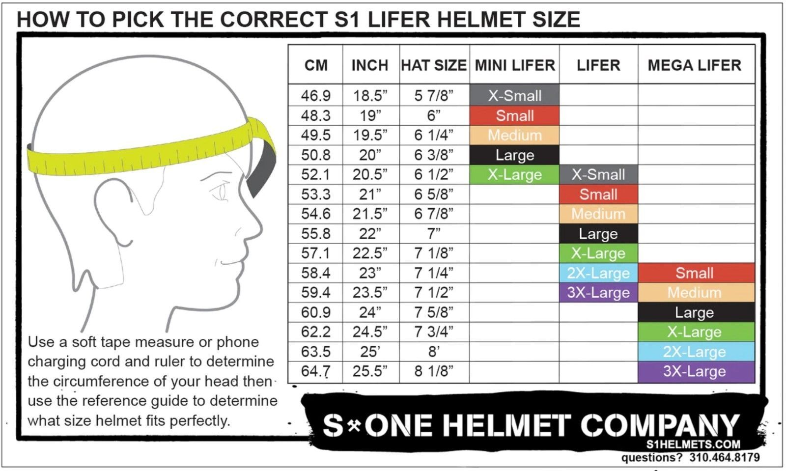 S1-S-ONE-LIFER-HELMET-SKATE-SKATEBOARD-HELMET-BICYCLE-CERTIFIED-AUST-FREE-POST thumbnail 5