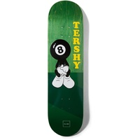 "CHOCOLATE SKATEBOARDS TERSHY ONE OFFS DECK 8.25"" X 31.5"" 14""WB"