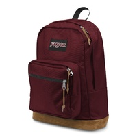 JANSPORT RIGHT PACK VIKING RED BACKPACK BAG NEW FREE POSTAGE AUSTRALIAN SELLER
