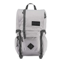JANSPORT HATCHET BACKPACK GREY HEATHERED BAG NEW FREE POSTAGE AUSTRALIAN SELLER