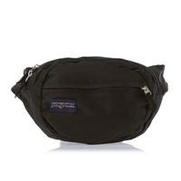 JANSPORT FIFTH AVENUE BLACK WAISTPACK BAG NEW FREE POSTAGE AUSTRALIAN SELLER