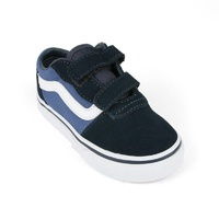 Vans Shoes Tots MILTON V NAVY / STV NAVY Children Toddler Boys NEW