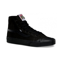VANS BLACK BALL HI SF B BLACK / BLACK SHOES  SALE FREE POST SHOE