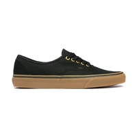 VANS AUTHENTIC BLACK / RUBBER SHOES NEW SHOE KINGPIN BLACK GUM VN-0TSVBXH