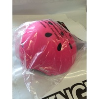 ADRENALIN CROSS SPORTS PRO HELMET PINK SKATEBOARD HELMET ADJUSTABLE TO FIT MOST HEAD SIZES