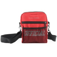 OFFICIAL SPORTMODE SHOULDER BAG RED SMALL UTILITY WAISTPACK BAG NEW FREE POST AUST SELLER