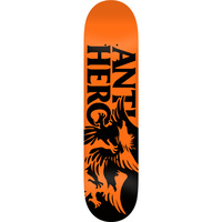 "ANTI HERO SKATEBOARD DECK FEEDING FRENZY 8.0"" ANTIHERO ANTI-HERO"