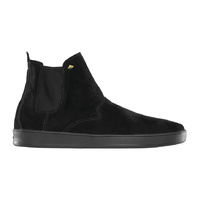 EMERICA SHOES ROMERO HI BLACK BLACK SHOE NEW AUST SELLER FREE POST