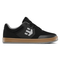 ETNIES SHOES KIDS MARANA BLACK / GUM / GREY AUSTRALIAN SELLER FREE POSTAGE