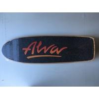 "Alva Old School deck BELA 8.5"" X 27""  Re Issue Cruiser Deck Skateboard New Aust Seller"