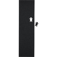 GRIZZLY GRIPTAPE BEAR CUT OUT SKATEBOARD GRIP FREE POSTAGE AUSTRALIAN SELLER