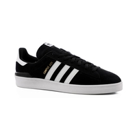 Adidas Campus Adv Skate Black White Shoes Free Post Aust Skate Shop Kingpin