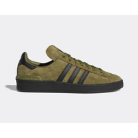 Adidas Campus Adv Skate Olive Black Gold Shoes Free Post Aust Skate Shop Kingpin