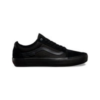VANS OLD SKOOL PRO BLACKOUT SKATE SHOES AUSTRALIAN SELLER FREE POSTAGE