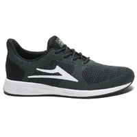 LAKAI EVO PINE BLACK KNIT SHOES FREE POSTAGE AUSTRALIAN SELLER