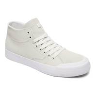 DC SHOES EVAN SMITH HI TX SIZE US 8 WHITE HIGH TOP NEW FREE POSTAGE AUSTRALIAN SELLER