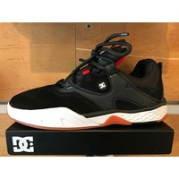 DC SHOES KALIS S BLK/ WHITE/ RED KINGPIN SKATEBOARD SUPPLY AUSTRALIAN SELLER