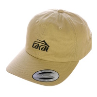 LAKAI Logo Dad Cap Beige 6 Panel Adjustable Hat New Skate Aust Seller Kingpin