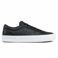 CONVERSE ONE STAR CC OX BLACK / WHITE SKATEBOARD SHOES AUST SELLER
