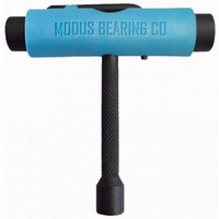 Modus Bearing Co Skate Tool UTILITY TOOL Skateboard T-Tool New BLUE