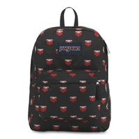 JANSPORT SUPERBREAK BACKPACK RED CUP NEW FREE POSTAGE AUSTRALIAN SELLER