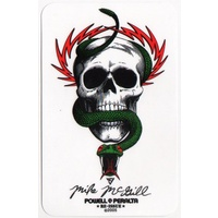 "POWELL PERALTA SKATEBOARD OG STICKER MIKE MCGILL 6"" INCH NEW 1 ASSORTED STICKER"