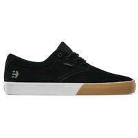 ETNIES SHOES JAMESON VULC BLACK / GUM / WHITE SKATEBOARD AUST SELLER CHRIS JOSLIN