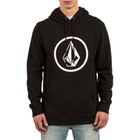 Volcom STONE P/O HOODY PULLOVER HOODY HOODED FLEECE New NAVY Aust Seller