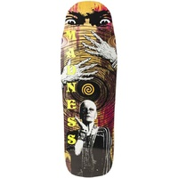"MADNESS SKATEBOARD DECK DROP OUT 10"" R7"