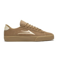 LAKAI SHOES NEWPORT TAN / GUM FREE POSTAGE AUSTRALIAN SELLER