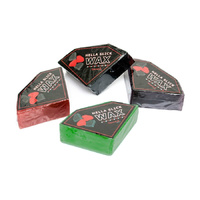 DIAMOND HELLA SLICK SKATEBOARD WAX GREEN KINGPIN FREE POSTAGE AUSTRALIAN SELLER