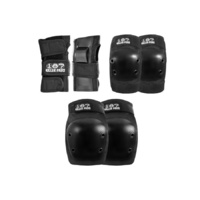 187 KILLER PADS JUNIOR SIX PACK PADS BLACK AUS SELLER