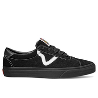 VANS VA SPORT BLACK BLACK SHOES NEW SHOE KINGPIN BLACK AUTHENTIC
