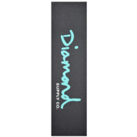 DIAMOND SUPPLY CO BRILLIANT BLUE SKATEBOARD GRIP TAPE 9 X 33 INCH AUSTRALIAN SELLER
